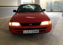 Available for sale! +200,000 km mileage Toyota Corolla 1997