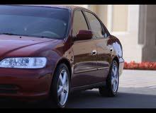 Automatic Honda 2001 for sale - Used - Shinas city