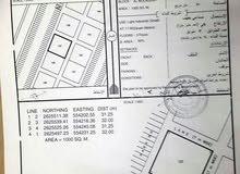 لبيع أو المبادله أرض صناعيه في المصنعه
