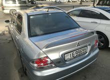 Mitsubishi Lancer car for sale 2011 in Amman city