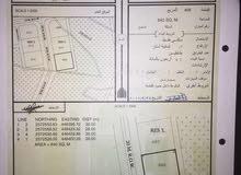 ارض سكنية في ولاية عبري منطقة الرايبه 840 م مفتوحه من ثلاث جهات مطلوب 9 الاف قابل للتفاوض