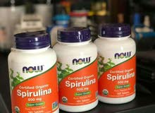 Spirulina سبايرولينا 500mg 180tablets - supplement