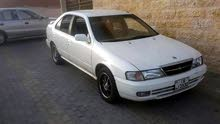 White Nissan Sunny 1998 for sale