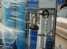 معمل ماء للبيع مستعمل بحالة جيدة (الاستفسار على هذا رقم 07809499153  )