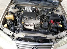 Gold Toyota Camry 2000 for sale