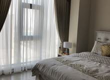 For rent furnished studio in Amwaj
