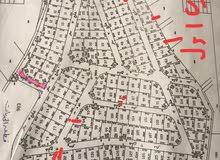 ارض 500متر للبيع في ابوالسوس اسكان التربية