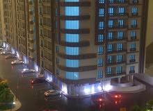 شقة ضخمة بمساحة 123 متر في مرتفعات المطار للبيع
