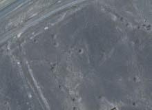 ارض صناعية على الخط المزدوج خميلة-بهلاء للاجار