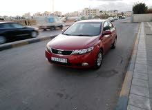 Kia Cerato 2011 For sale - Maroon color