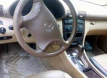 Automatic Blue Mercedes Benz 2004 for sale