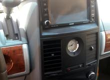 كرايسلر تاون اند كانتري 2008 ليمتد فل اابشن كهربائية ثلاث صفات 3 شاشات تحكم كامل