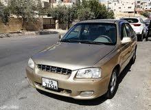Automatic Hyundai Verna 2000