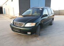 مازدا MPV جمرك باص 7 كراسى عائلية / اسعاف / تاكسى / الزاوية او طرابلس 0923830705 / 09168292