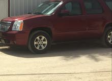 Red GMC Yukon 2009 for sale