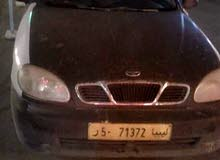 Black Daewoo Lanos 2000 for sale