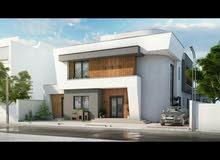 Brand new Villa for sale in TripoliZanatah