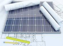 احصل على تصميم لانظمه الطاقه الشمسيه مع دراسه وعرض سعر احترافي