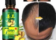 علاج تساقط الشعر المسبب للصلع