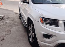 Used condition Jeep Grand Cherokee 2015 with  km mileage