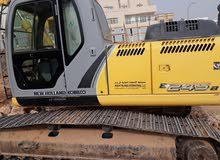 Excavator New Holland 2014