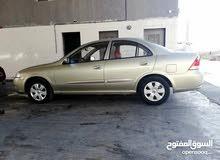 Gasoline Fuel/Power   Nissan Sunny 2009