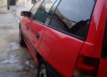 مطلوب سياره اوبل استرا او فكترا بدفعة الف وميات شهري