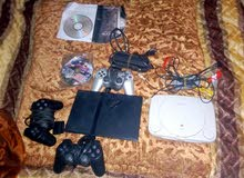 Used Playstation 2 video game console for sale