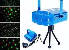 جهاز إضاءة ليزر لرمضان
