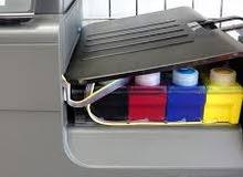 لدينا ماكينات الوان HP بنظام الحبر المستمر ..ماكينات ابيض و اسود Xerox