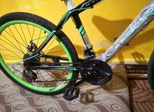 دراجة هوائيه جنط26