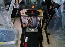 جهاز جري مع تمارين متعددة