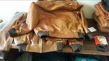 جواكت جلد طبيعي 100% بسعر مغري مباشرة من المصدر