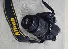 للبيع كاميرة نيكون