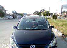 Peugeot 307 in Misrata