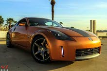 Used condition Nissan 350Z 2007 with 100,000 - 109,999 km mileage
