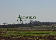 ارض للبيع في منطقة خربة سكا بمساحة : 1028 م