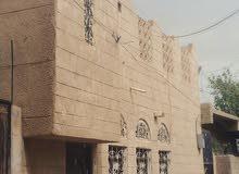 بيت للبيع حزيز 2 لبن ونص 4 غرف وحمامين ومطبخ ومدخلين للمنزل الدور