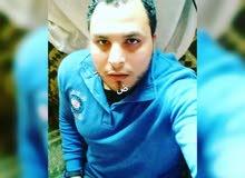 مصري يبحث عن عمل