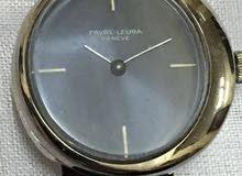 Fever leuba geneve watch