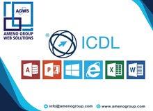 دورة ICDL معتمدة بسعر مميز ومعتمدة دولياً.