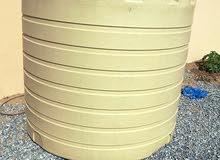 خزان ماء1000جالون