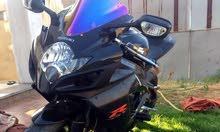 Used Suzuki motorbike up for sale in Tripoli