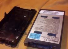 Batterie toshiba d'origine pour pc portable