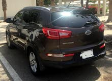 km Kia Sportage 2011 for sale