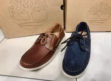 حذاء ماركة تيمبرلند اصلى بالعلبه و السريال نمبر
