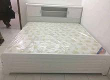 Bed with mattress Brand New