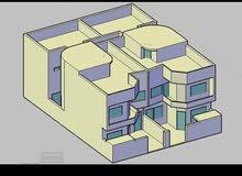 تصميم خرائط الدور والمباني