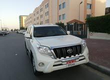 Toyota Prado for sale in Abu Dhabi