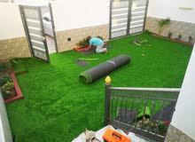 عرض لمدة ثلاث ايام فقط على العشب الصناعي 45 ملم فقط 1.600 المتر